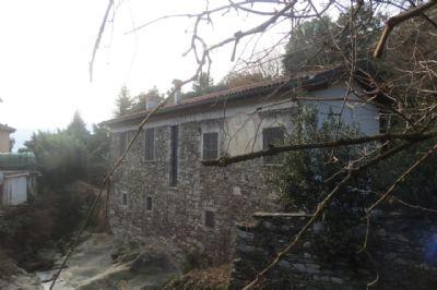 casa vista esterna Intra