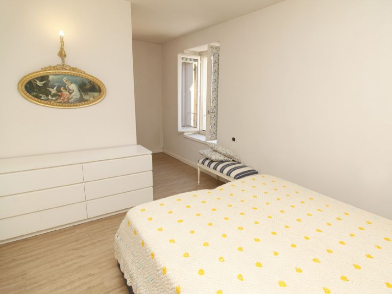 Apartment in center of Pallanza - bed room