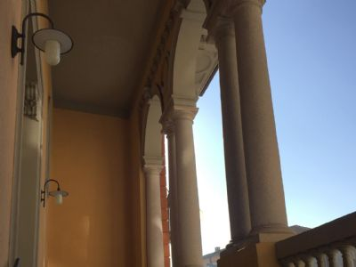 Apartment in center of Pallanza - entrance