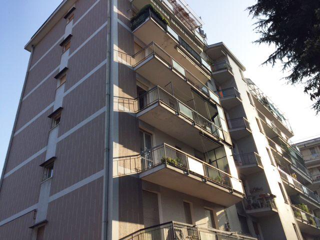 facciata condominio Pallanza