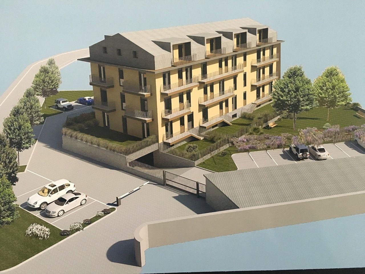 Verbania pallanza appartamento nuovo con balcone aa2769
