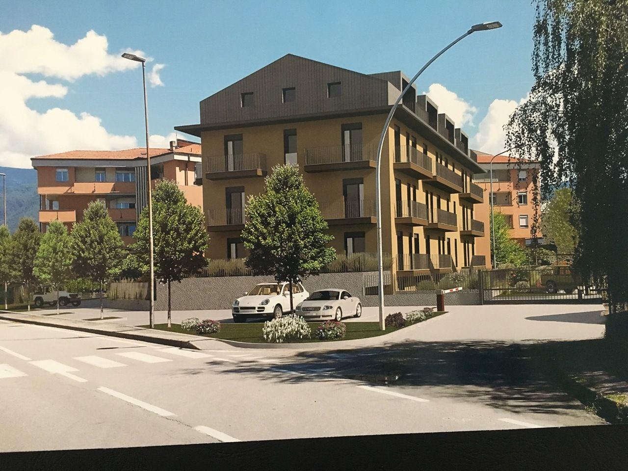 Verbania pallanza appartamento nuovo con balcone aa2774