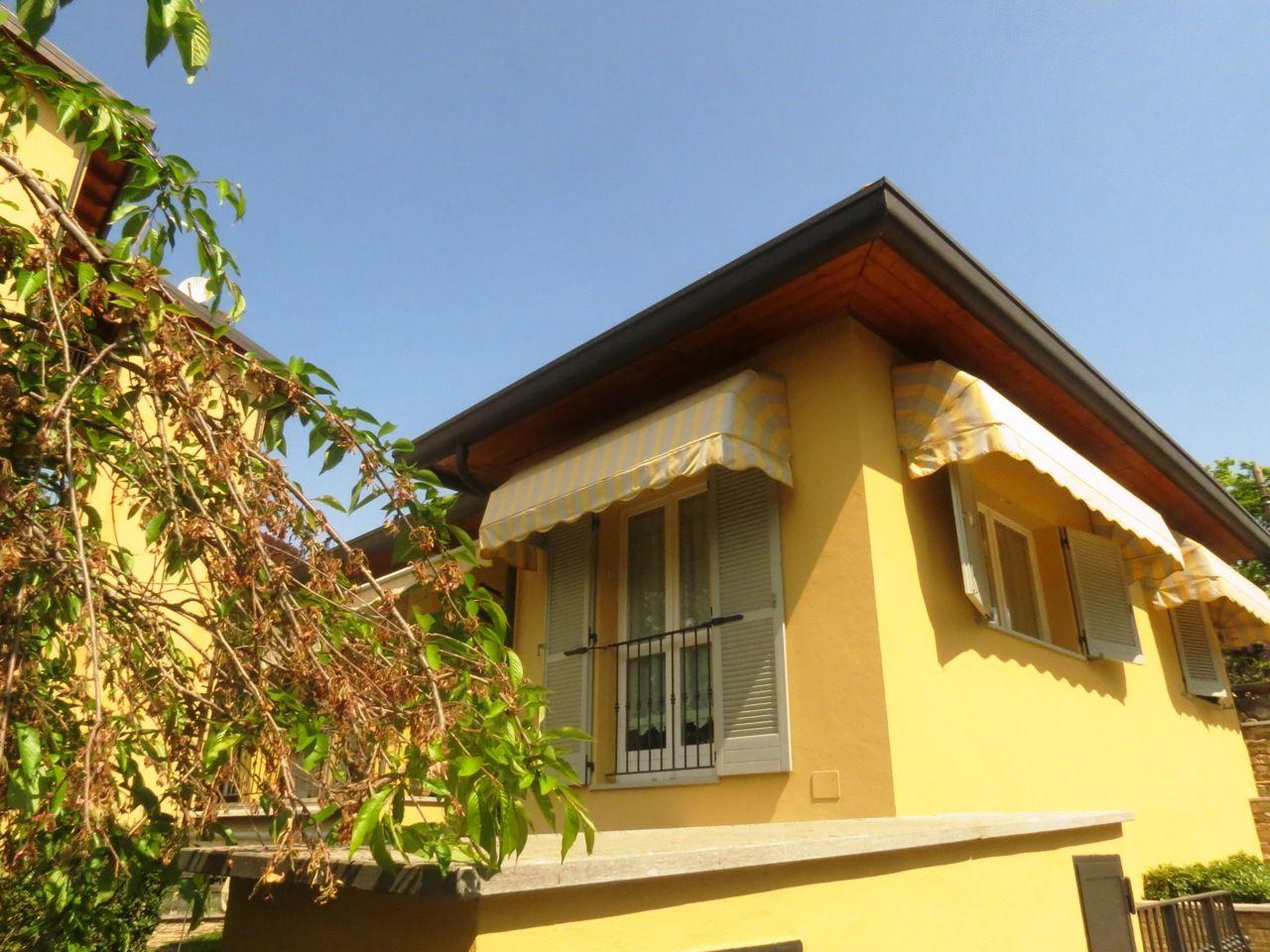 Verbania pallanza casa indipendente 3 camere con giardino for Casa piano diviso