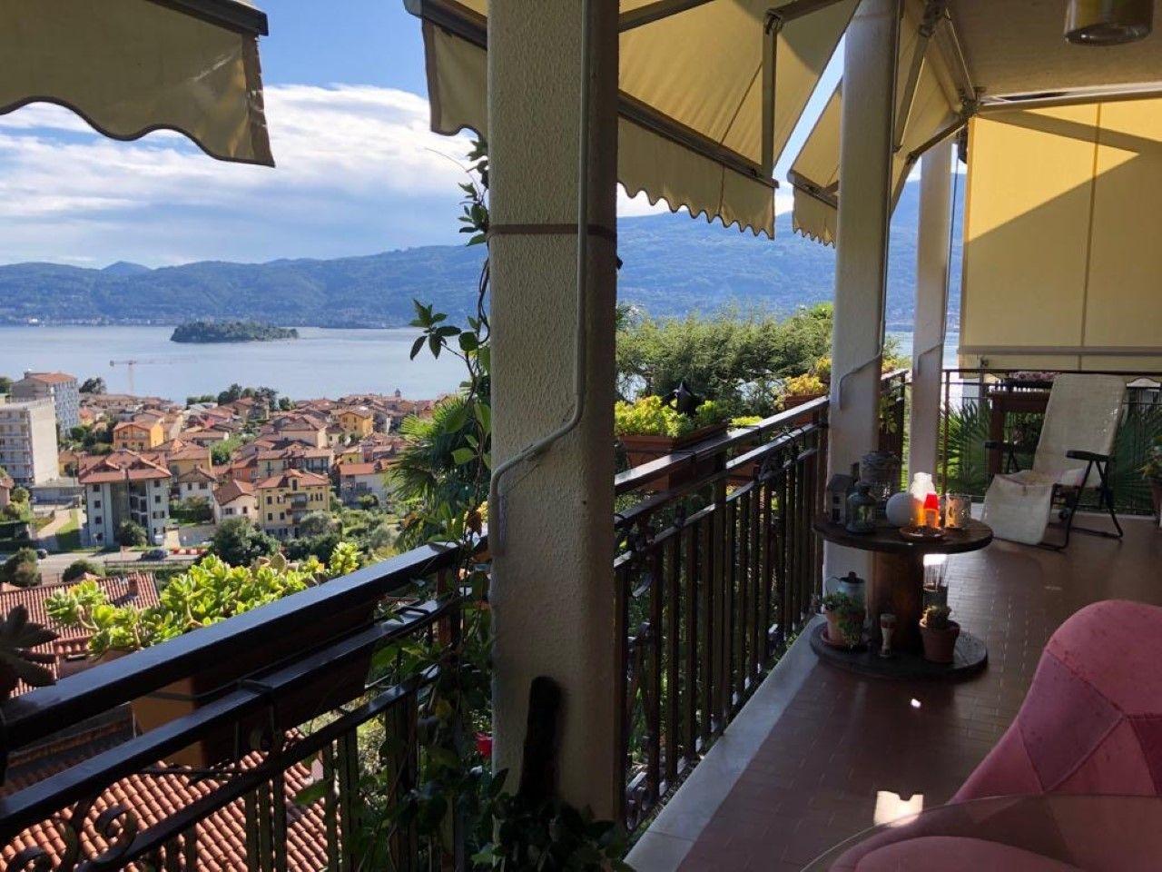 terrazzo vista lago via Grado