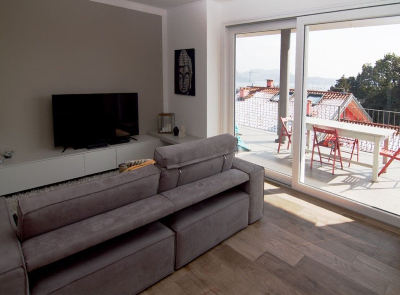 lake view apartment in verbania zoverallo with garage aa2819