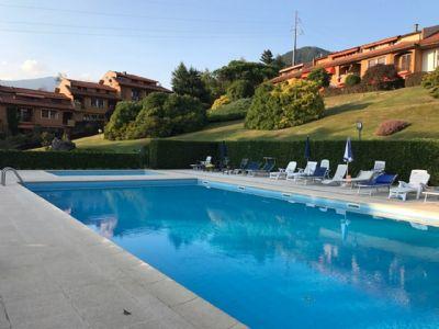 piscina appartamento Vignone